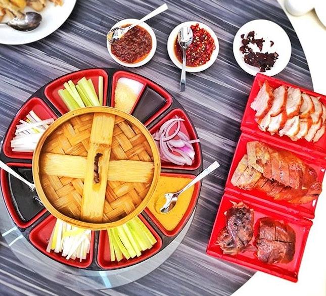 Peking Irish Duck || TungLok XiHe Peking Duck Restaurant, @TungLokGroup .