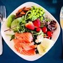 Salad || AquaMarine, @MarinaMandarin .