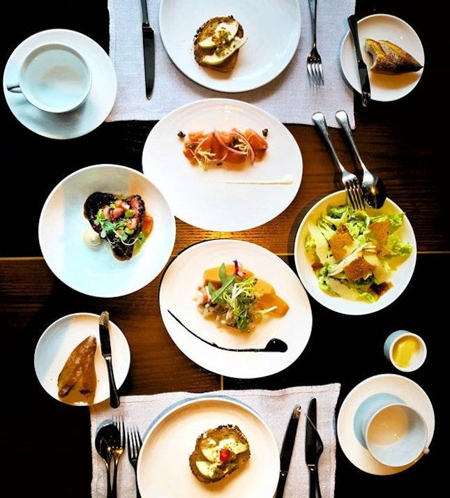 Assorted Appetisers || @OriginGrill65 .