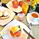 Breakfast Buffet || @ConradSingapore .