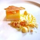 Mandarin Yogurt Parfait || Forest森, Equarius Hotel .