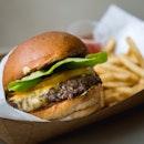 Premium Beef Cheeseburger [$8]