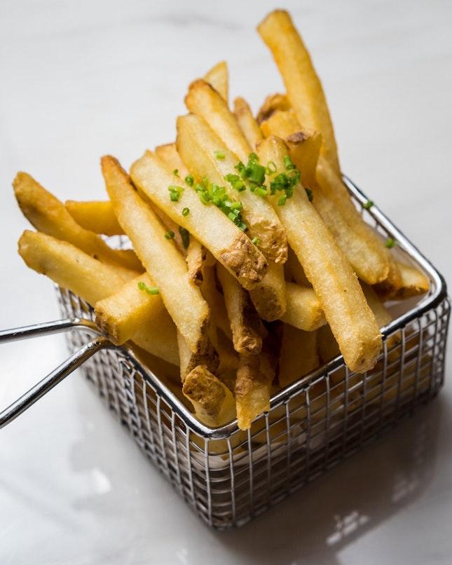 Truffle Fries [~$9]