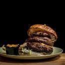 Burger Kahwin [~$22.90]