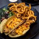 Crispy Fish Fillet Tacos [~$23]