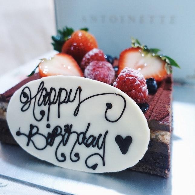 Le Royale Cake