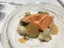 Good Old Salmon With Soba