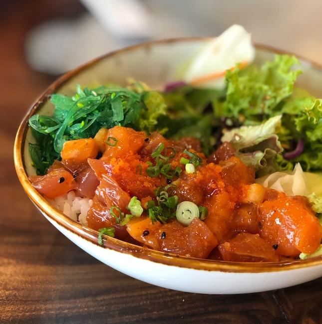 Kaisen Bowl in Tarre (?) Sauce 💰10.90