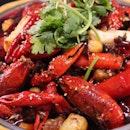 Spicy Crayfish (Ma La Xiao Long Xia)
