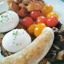 Relish Breakfast Plate