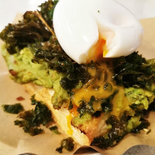 Nori, Avo and Eggs