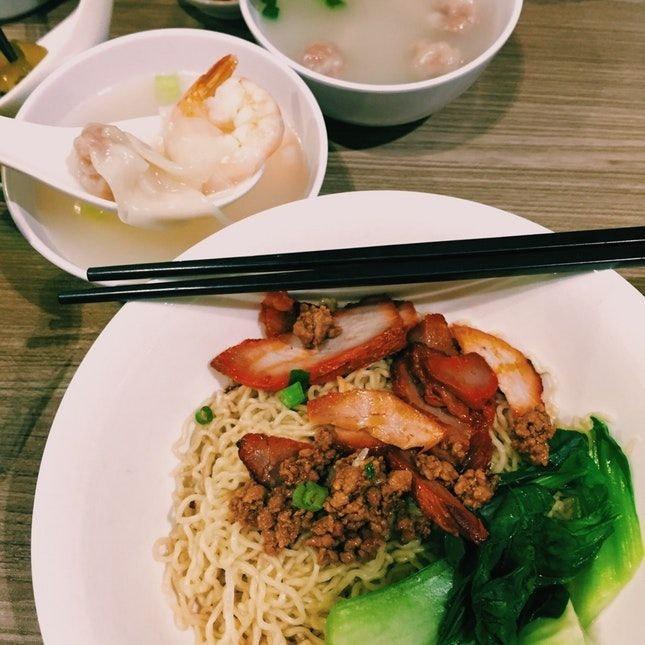 Jia Xiang Mian Noodles