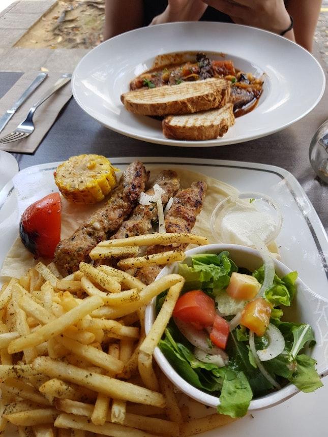 Good Mediterranean Cuisine