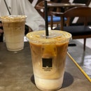 Iced Caffe Latte ($6.60)