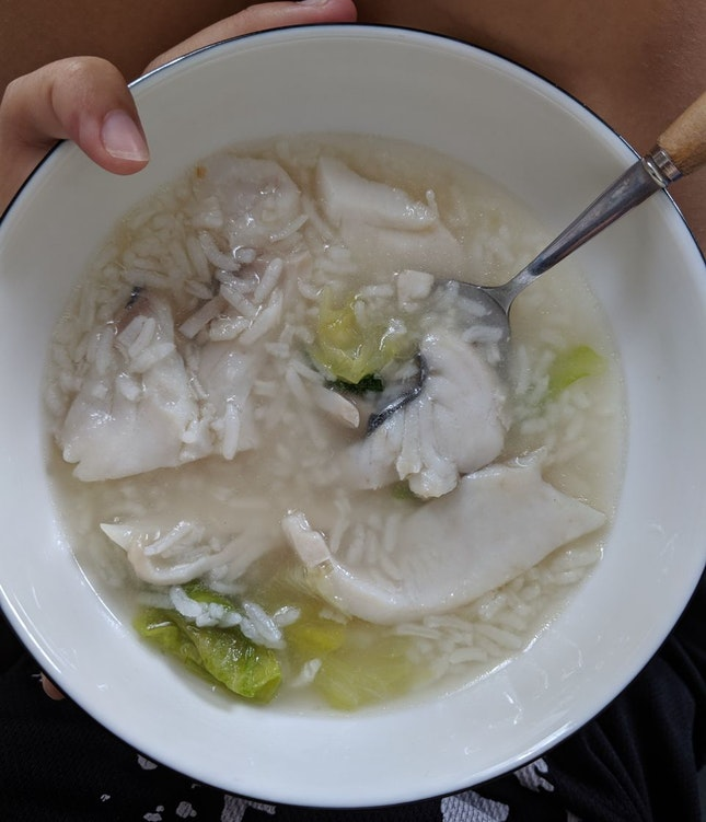 Best clear fish soup ever!