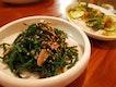 Sea Asparagus And Crab Tzatsiki