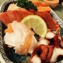 Sashimi , Japanese Buffet