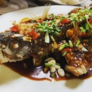 Beer Thai Fried Fish