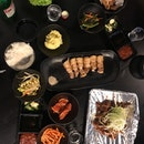 Ala-carte Korean BBQ