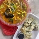 来一碗麻辣烫,让自己的心情好一点〜😌 #中国好味道 #foodstagram #chinesefood #malatang #mala #麻辣 #麻辣汤 #instafood #instafoodie #sgfood #sgfoodies #foodporn #burpple #burpplesg #aolovesmala