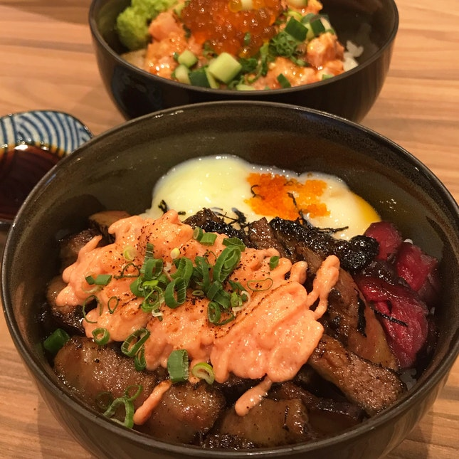 Flame Torched Donburi🔥