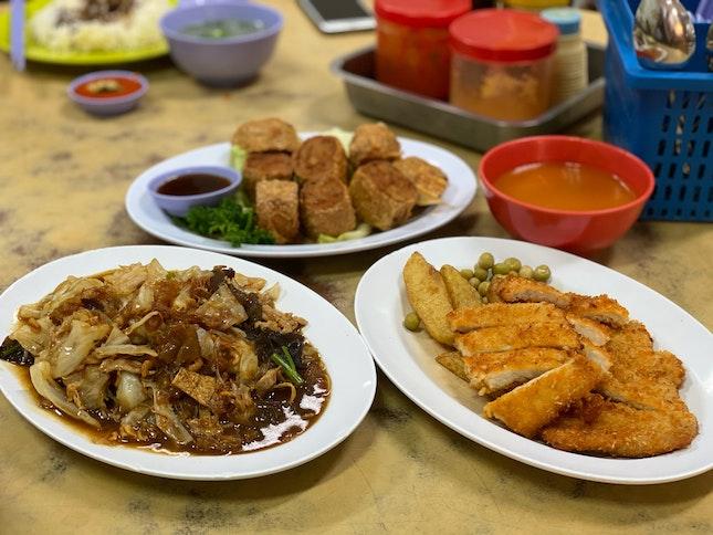 Hainanese Dishes