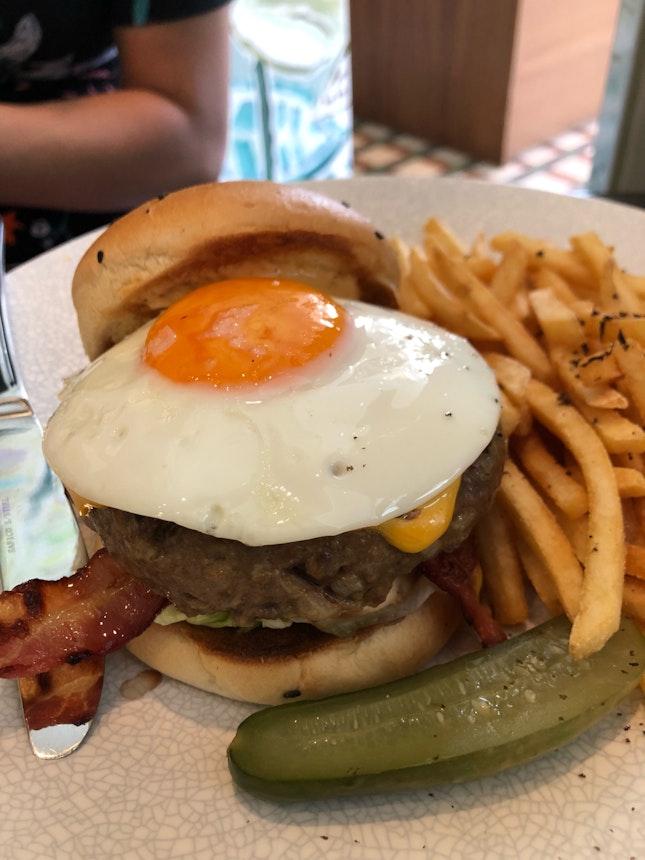 Cheeseburger ($28)