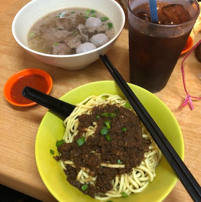OG Beef Noodles
