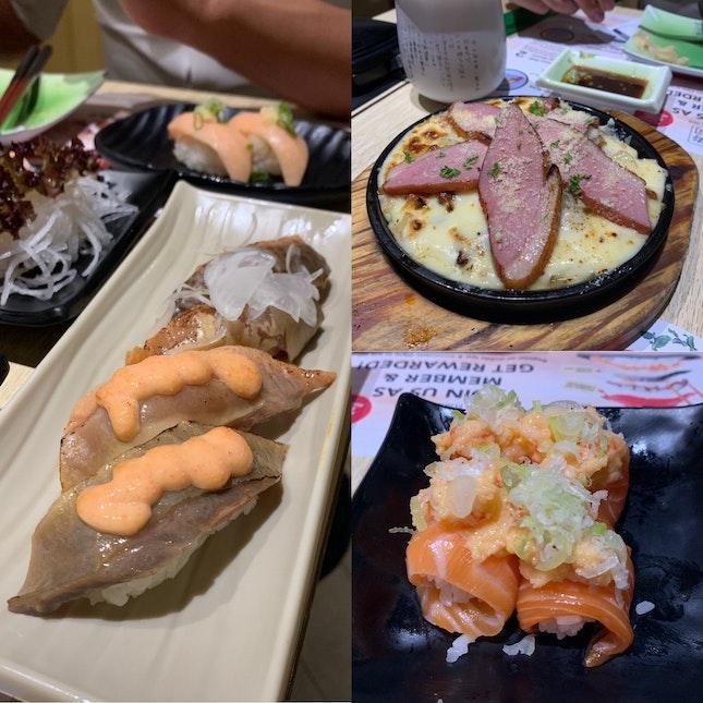Amazing Sushi and Sashimi