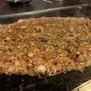 Seafood Monjyayaki ($19)