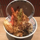 Original Kohaku Tendon