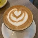 Latte ($4.80)