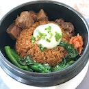 Tender Wagyu Short Ribs Rice Bowl