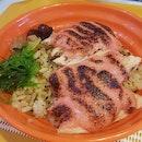 Salmon Mentaiko ($10.90)