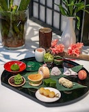 If you love Japanese sweets, Wagashi, you'll love Lewin Terrace's new dessert buffet, Oh!
