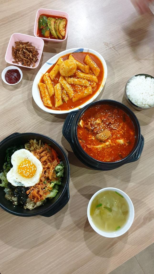 Fav Cheap Korean Food Fix!