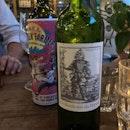SUPER-NATURAL wine with SUPERNATURAL guy.