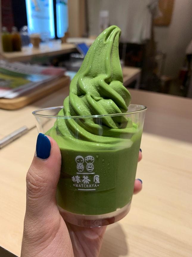 Matchaya Ice Cream