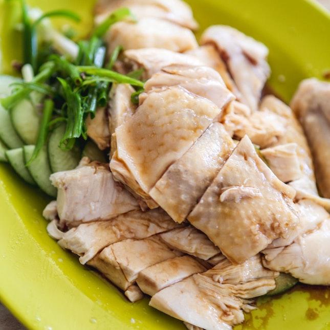 Best Chicken Rice In Singapore [Hands Down]