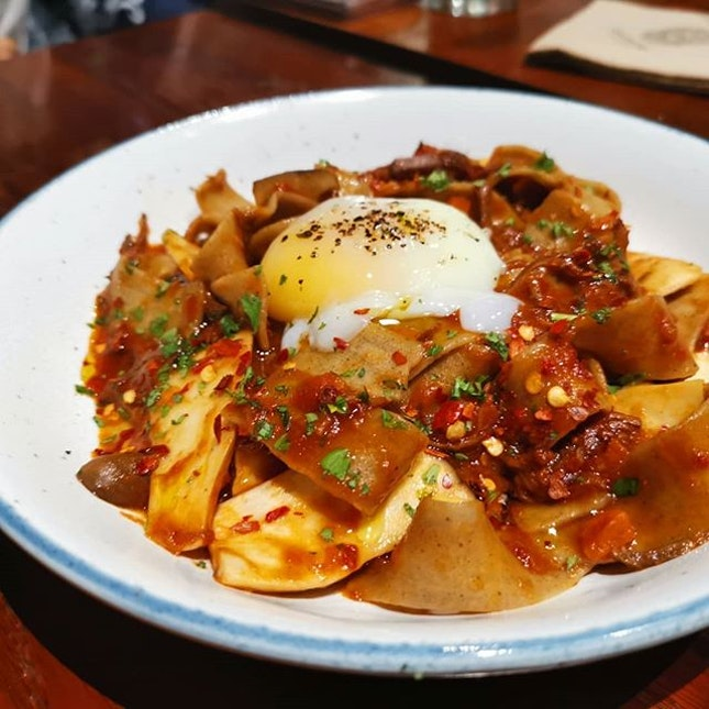 Design your own pasta at Tipo (@tiposg)!