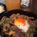 Wagyu Sukiyaki Gyudon