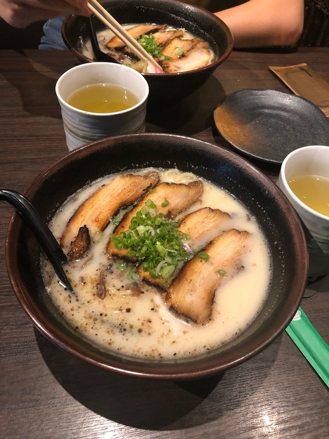 Succulent Meat And Refreshing Broth