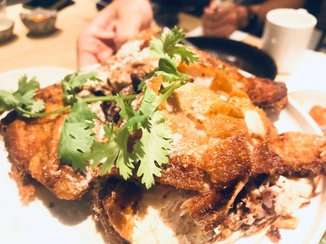 Fried Chicken So Fine