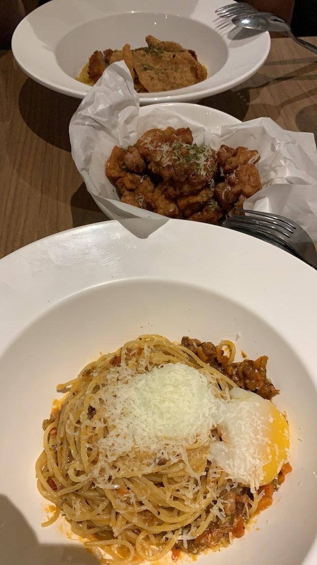 Assam Pasta Worth A Try!