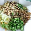 lei cha ($6) @ bukit timah food centre