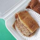 peanut pancake ($0.80 per pcs) @ tanglin halt