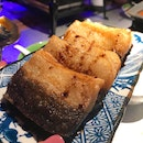 Deep Fried Sticky Rice Cake 鸳鸯糍粑