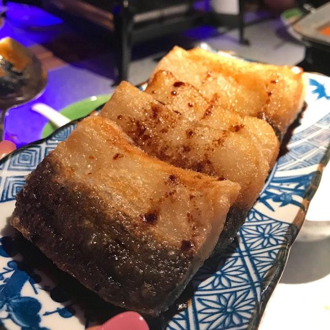 Deep Fried Sticky Rice Cake 鸳鸯糍粑