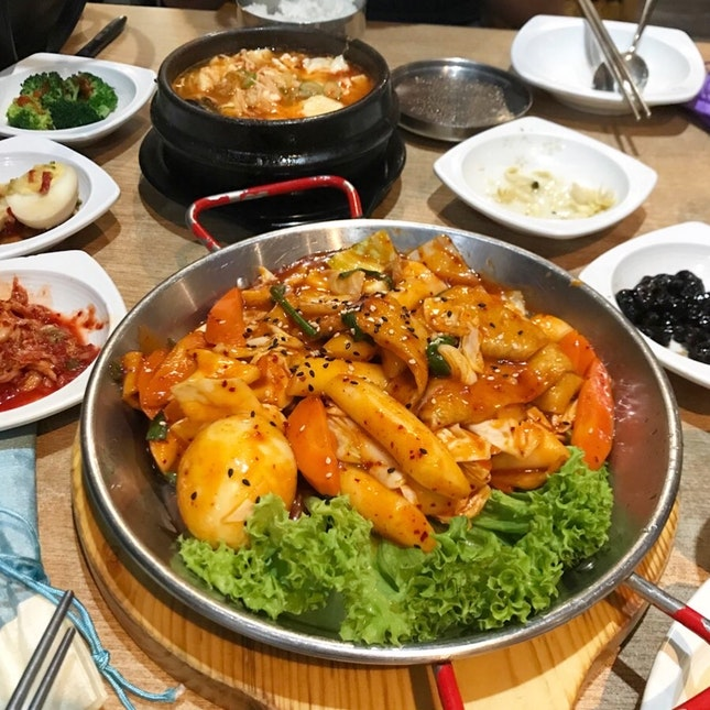 I Love The Set Lunch At Hyang Hyeon But..