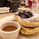 Blueberry Pancakes [SGD19]